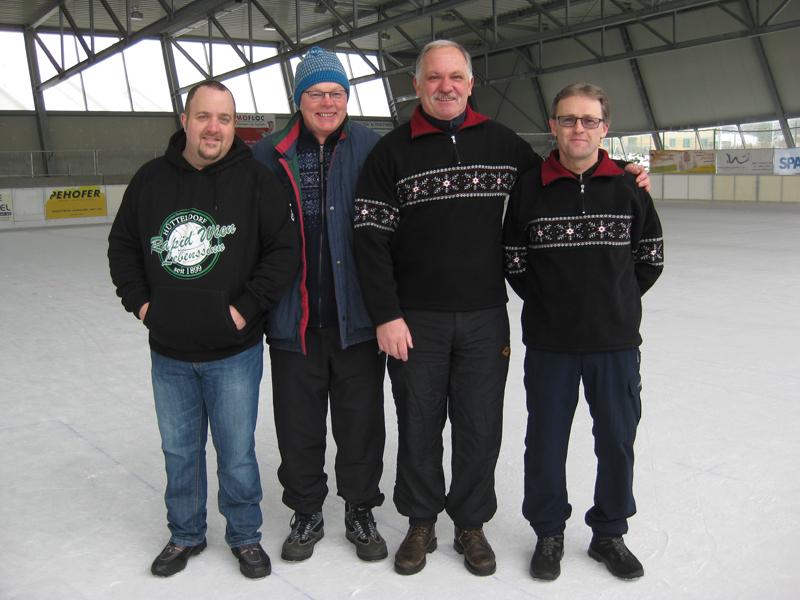 Stadtmeisterschaft Winter allgem. 2014 2. Platz