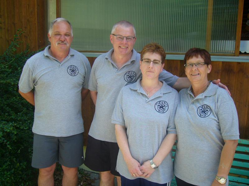 Frühjahrsturnier SG Pottschach 2014 Mannschaft 1