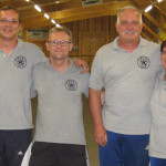 ESV D' Eisbären Grafenbach Mannschaft