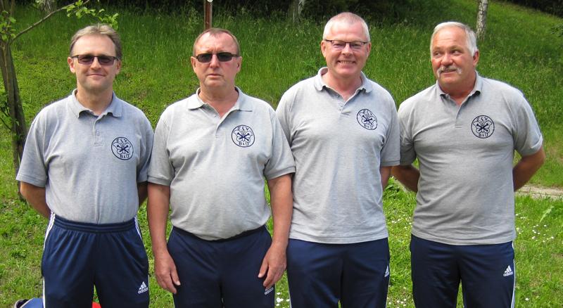 ESV Vorwärts Unter Aspang 2014 Mannschaft
