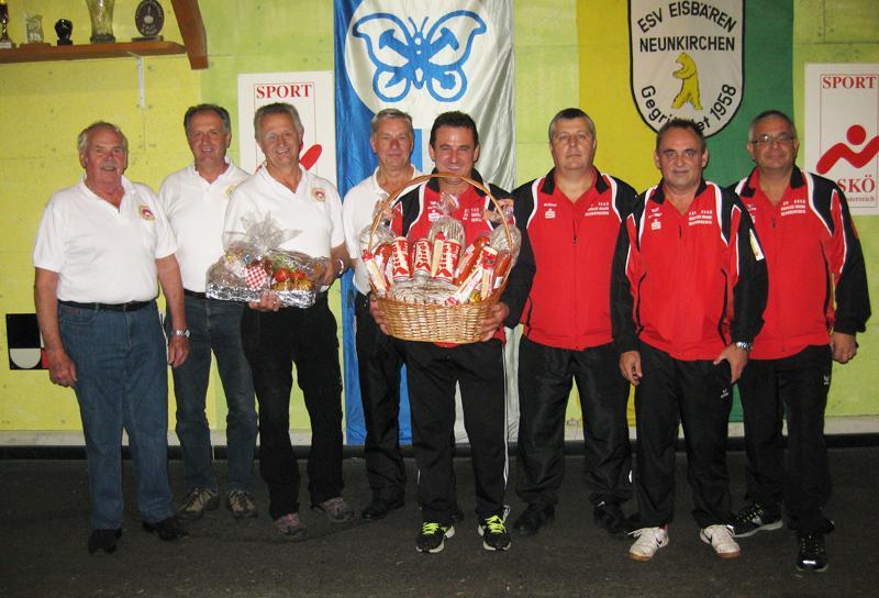 2. Herbstturnier 2014 Mannschaft