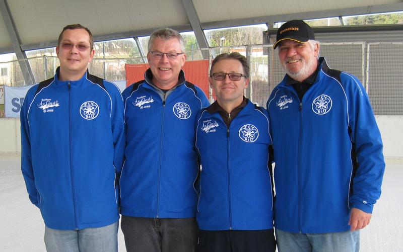 Bezirk Winter 2015 Mannschaft
