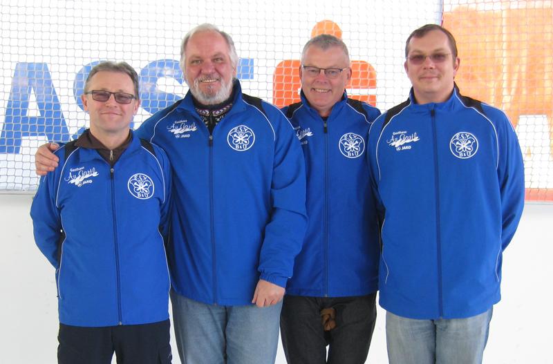 Stadtmeisterschaft allgem. Klasse Winter 2015 Mannschaft