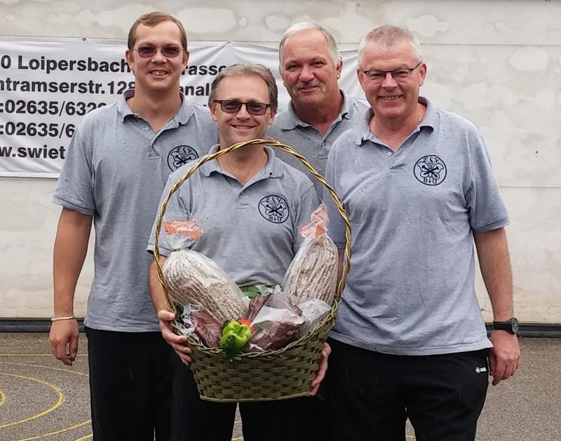 Herbstturnier ESV Natschbach Lpsb 2015 Mannschaft