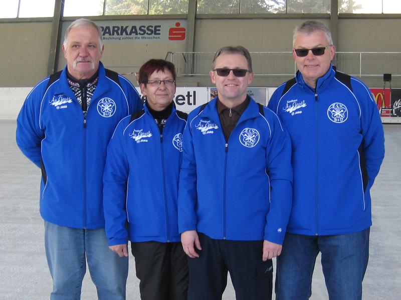 Stadtmeisterschaft Senioren Winter 2016 Mannschaft