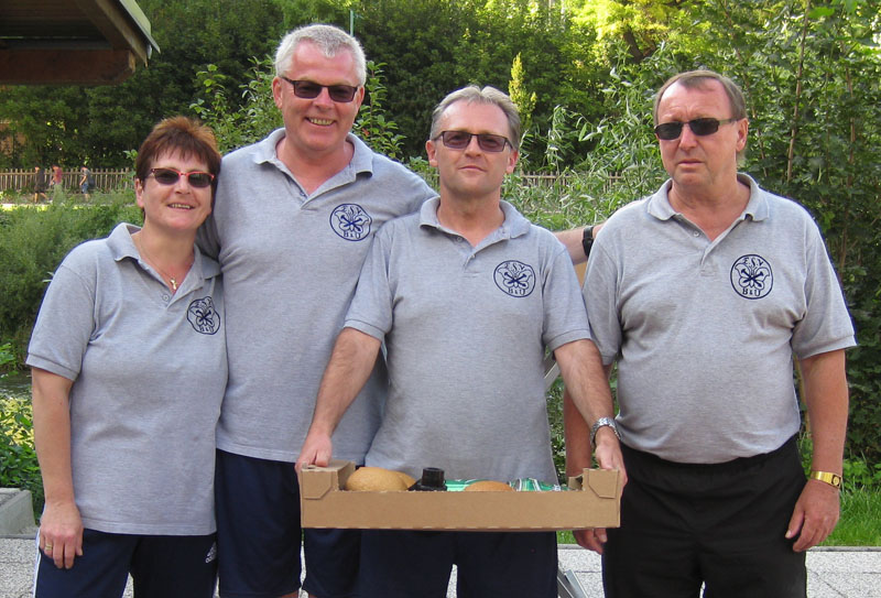 ESV Eisblume Payerbach 2016 Mannschaft