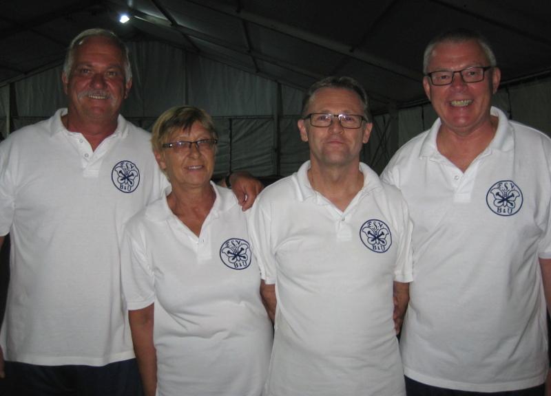 ESV Eisblime Köttlach Mannschaft