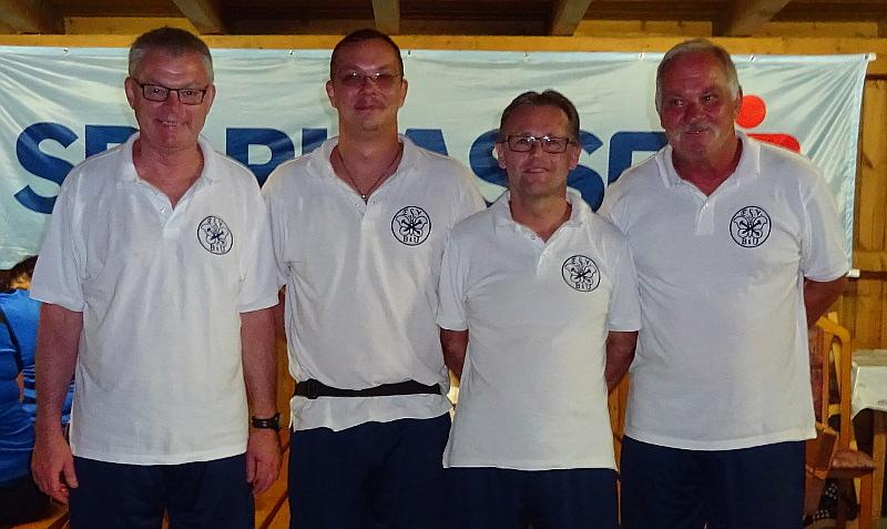 ESV Eisblume Payerbach 2017 Mannschaft