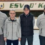 Unterliga Süd Winter 2020 Mannschaft